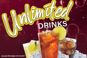 Unli Drinks, Only for Senior Citizen