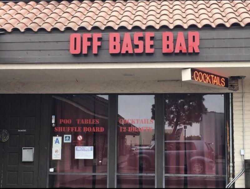 Off Base Bar